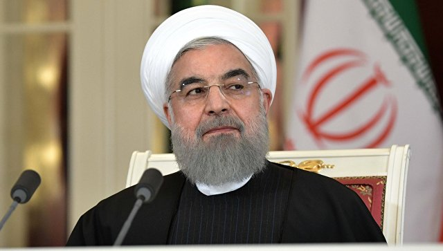 Рохани: САД мисле да ће се иранска нација предати притиску, санкцијама и претњама ратом