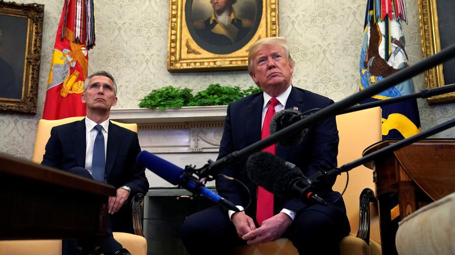 """РТ: Трамп обећао да ће се """"позбавити"""" Немачком и другим НАТО савезницима које """"не доприносе довољно"""""""