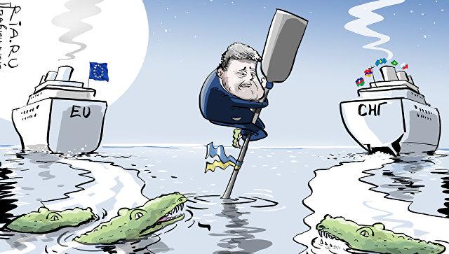 Porošenko povukao predstavnike Ukrajine iz svih organa ZND