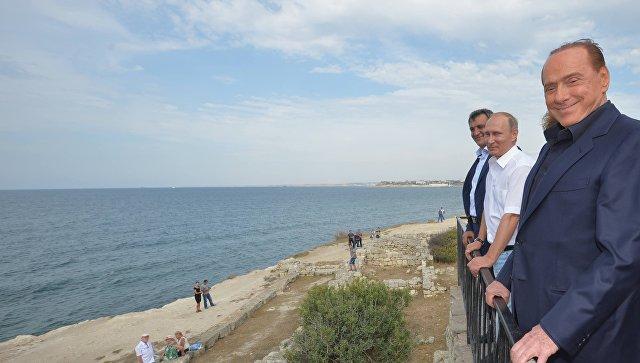 Берлускони назвао Крим најлепшим делом Русије