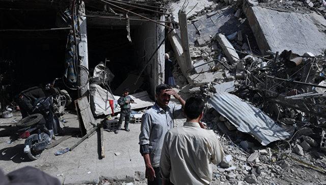 Дамаск: САД треба да престану да подржавају терористе и поштују суверенитет Сирије