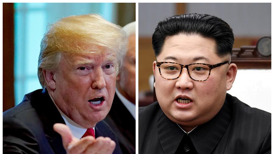 РТ: Трамп отказао састанак са Ким Џонг Уном