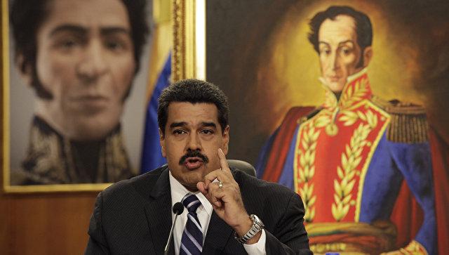 Мадуро оптужио САД да припремају војни удар у Венецуели