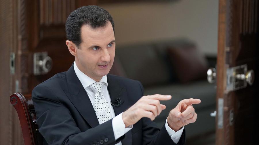 РТ: Трампове увредљиве речи говоре о њему - Асад