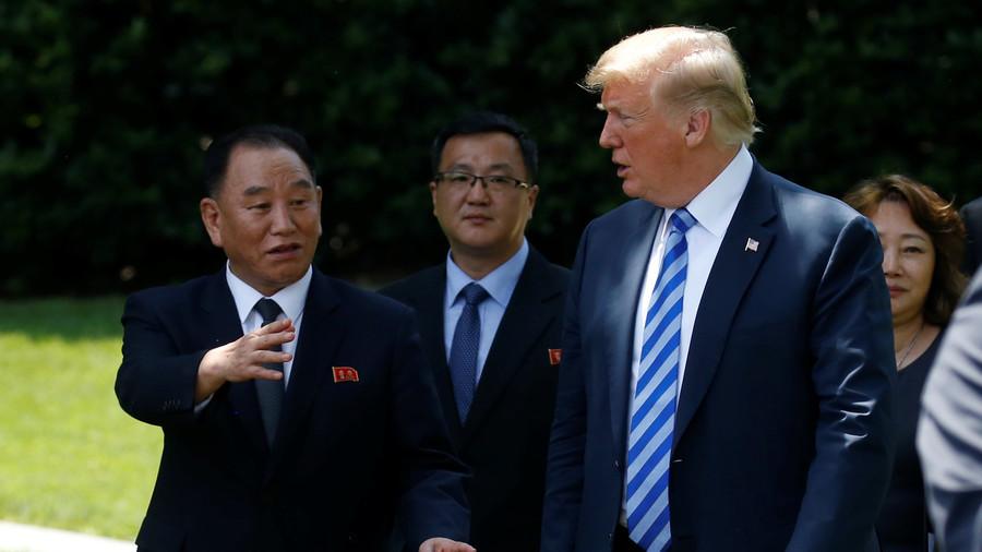 РТ: Не свиђа ми се сусрет Лаврова и Кима - Трамп