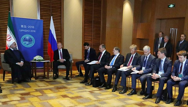 Рохани позвао Русију на озбиљан дијалог због незаконитих активности САД