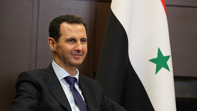 Асад:  Сирија води борбу против терориста које подржавају британске, француске и америчке власти