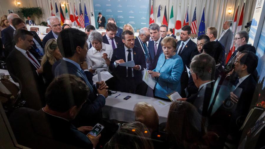 РТ: Русија треба да се врати у Г7 јер ми потрошимо 25% времена причајући о њој - Трамп
