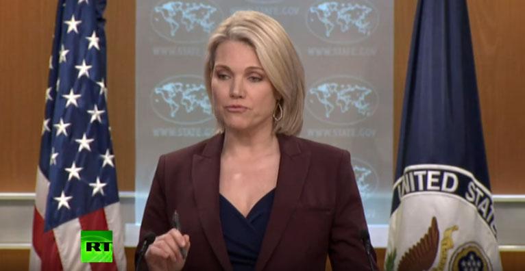 Стејт департмент одговорио на оптужбе о припреми провокације хемијским оружјем у Сирији