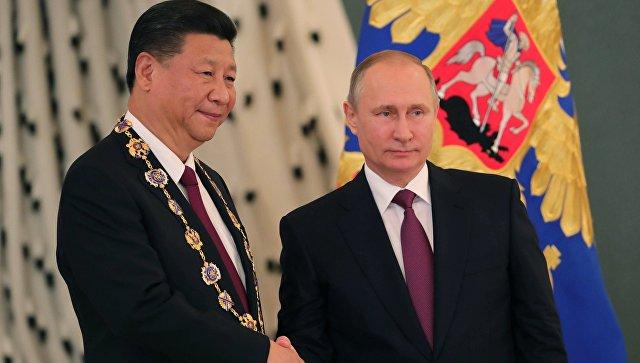 Ђинпинг: Русија и Кина се ослањају једна на другу