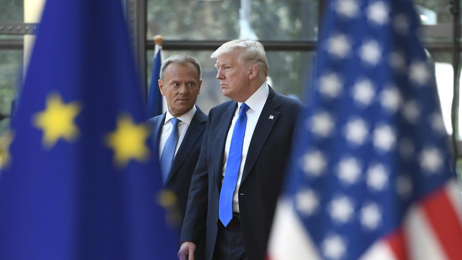 """РТ: Туск упозорио лидере ЕУ да се """"припреме за најгоре"""" у трансатлантским односима"""