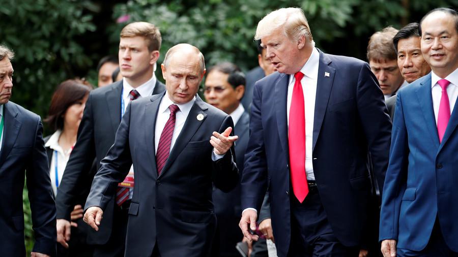 РТ: Сусрет Путина и Трампа 16. јула у Хелсинкију