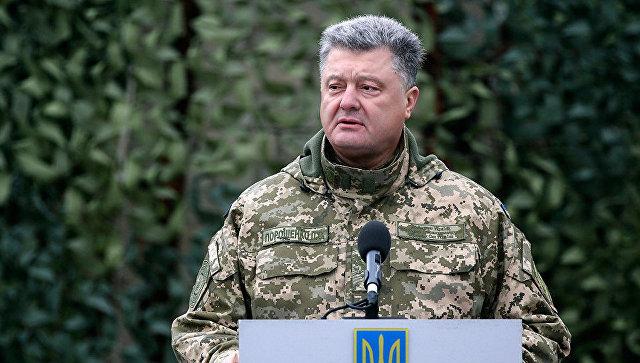 Порошенко обећао да ће се над Севастопољем завијорити украјинска застава