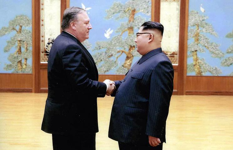 Pompeo u poseti Severnoj Koreji