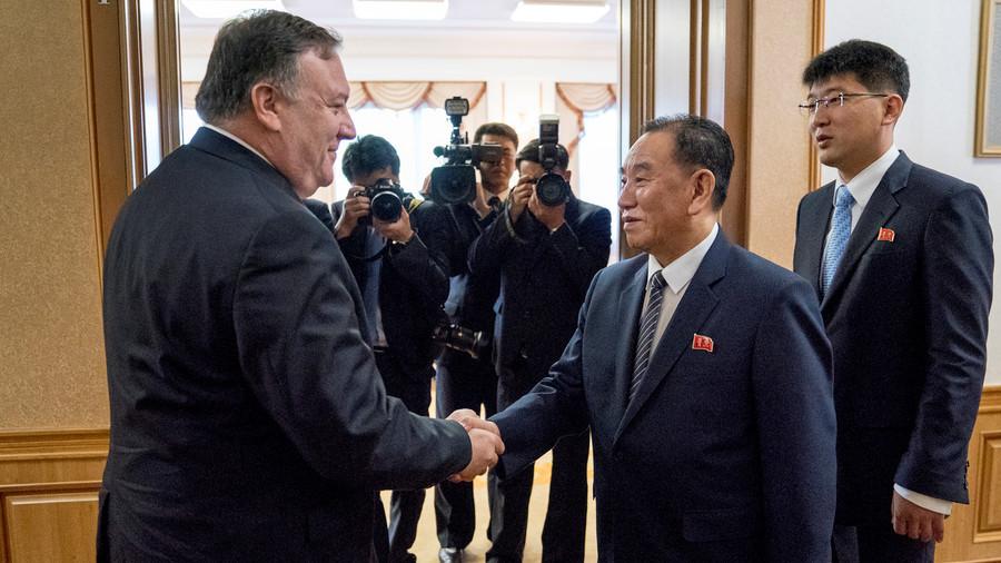РТ: Једнострани став САД о денуклеаризацији за зажаљење - Пјонгјанг