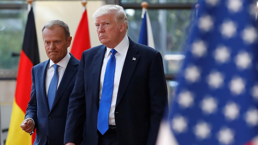 РТ: Туск Трампу: Поштујте своје савезнике, немате их много