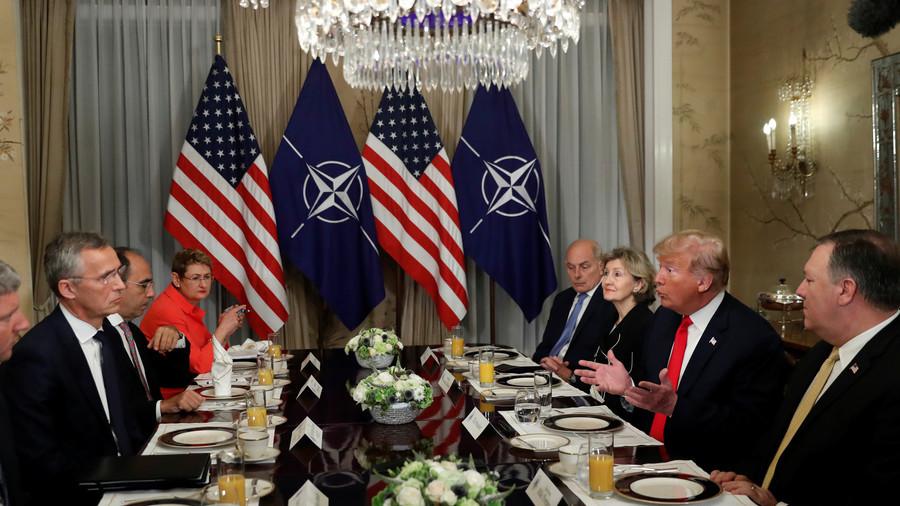 РТ: Немачка је талац Русије - Трамп