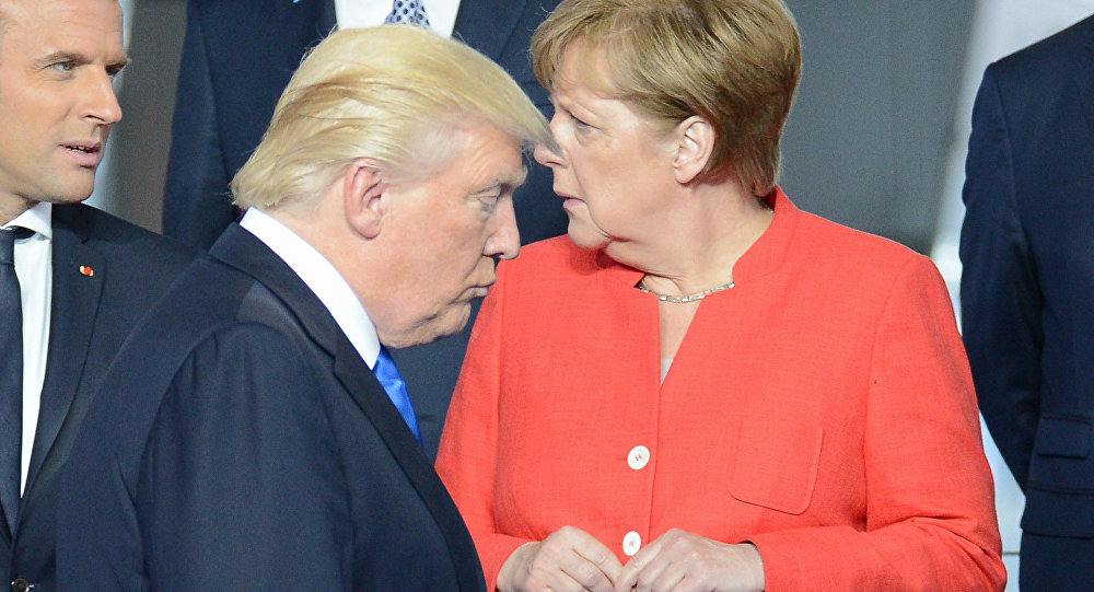 Меркел одговорила на Трампове речи о зависности Немачке од Русије
