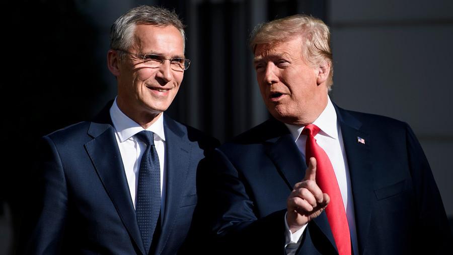 """РТ: """"Мислим да генерални секретар НАТО-а воли Трампа, можда је и једини, али то ми је у реду"""""""