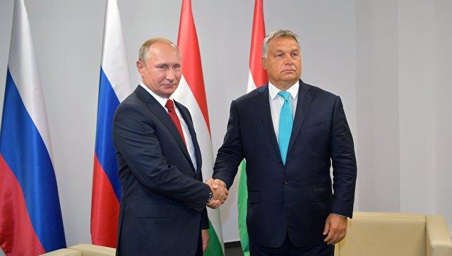 Орбан: Будимпешта се залаже за нормализацију односа између Русије и Запада