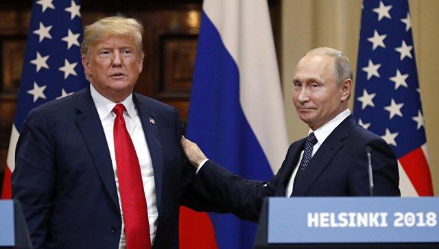 Путин предложио Трампу референдум у Донбасу - Блумберг