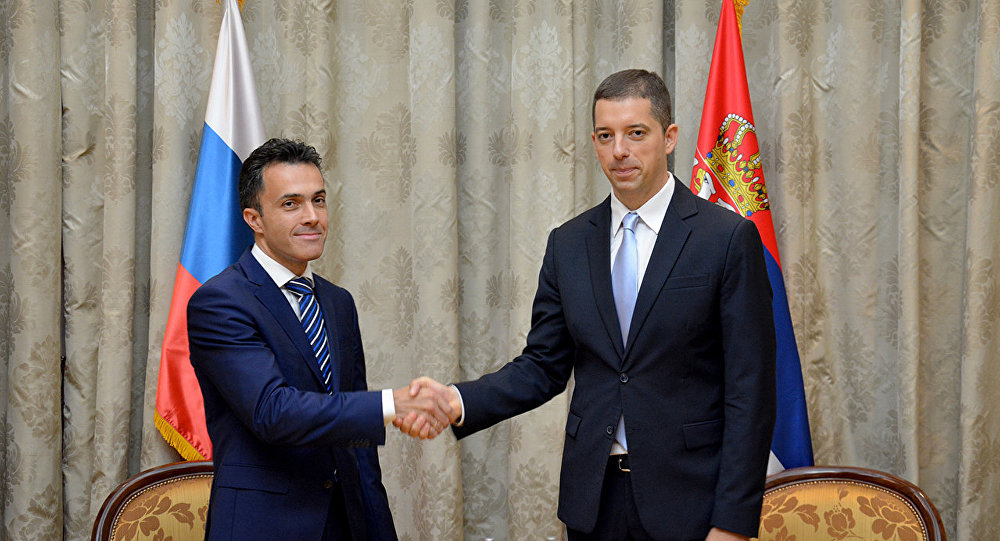 Москва доследно подржава територијални интегритет и суверенитет Србије