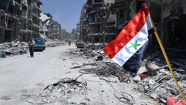 Асад разговарао са руском делегацијом о реконструкцији Сирије