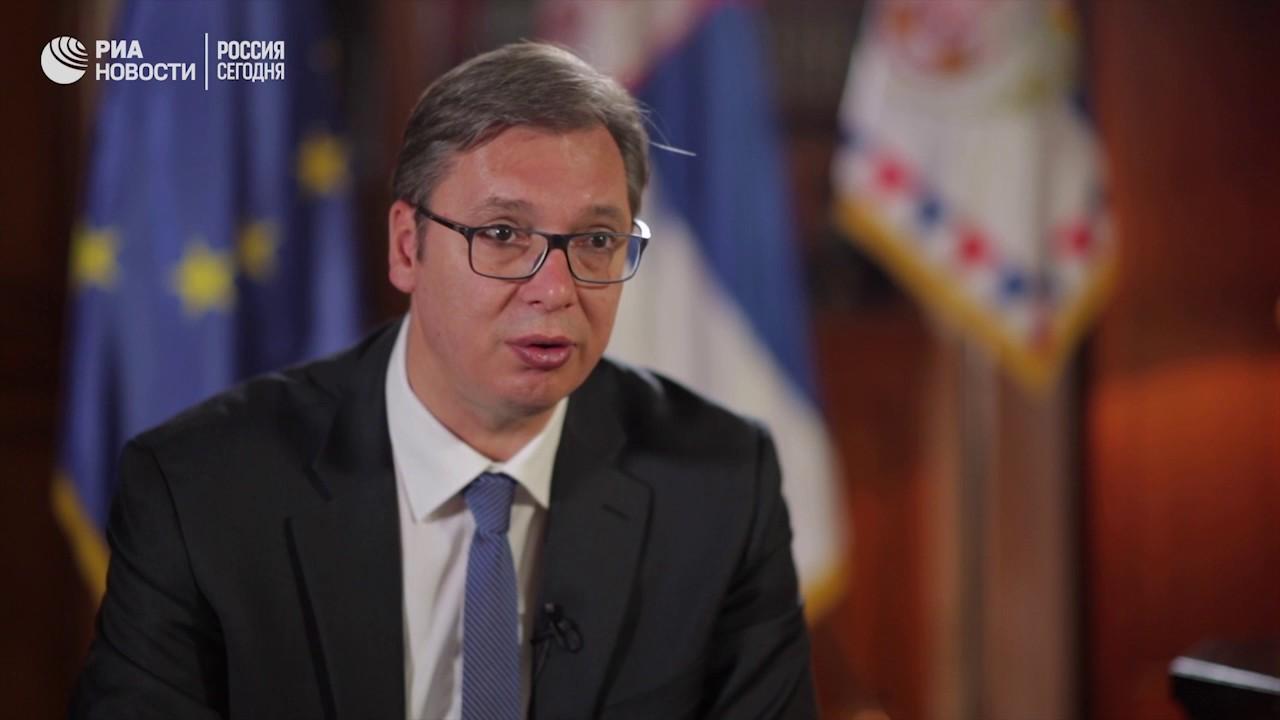 Вучић: Надам се да ће САД поштовати суверенитет и независност Србије