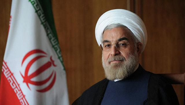 Рохани: Лопта у дворишту Европе кад је реч о одржавању веза са Техераном