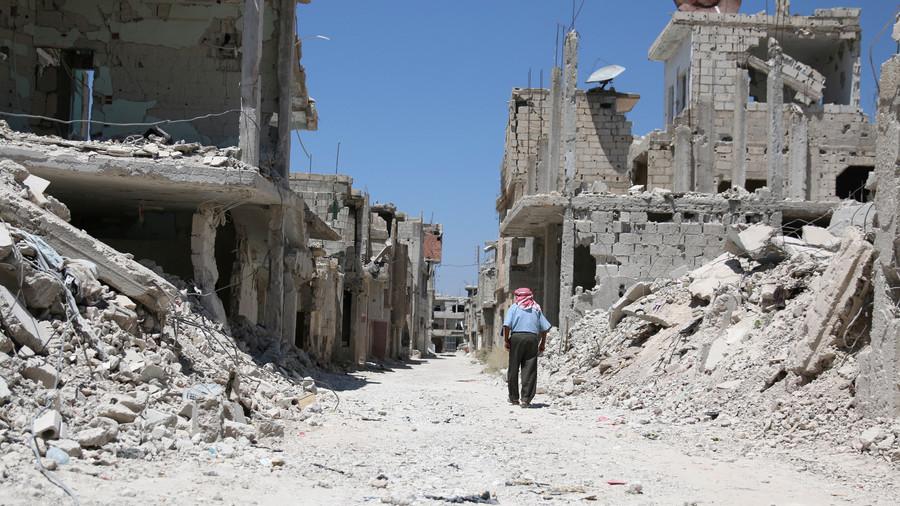 RT: Fond za stabilizaciju Sirije je smešan, neka Saudijci plate - Tramp
