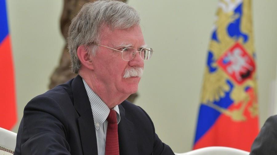 РТ: Не само Русија: Кина, Северна Кореја и Иран би се могли мешати у изборе - Болтон
