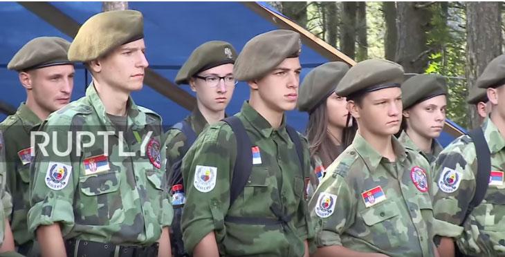 Скот: Занимљиво је да руске колеге подржавају паравојни камп за децу на Златибору