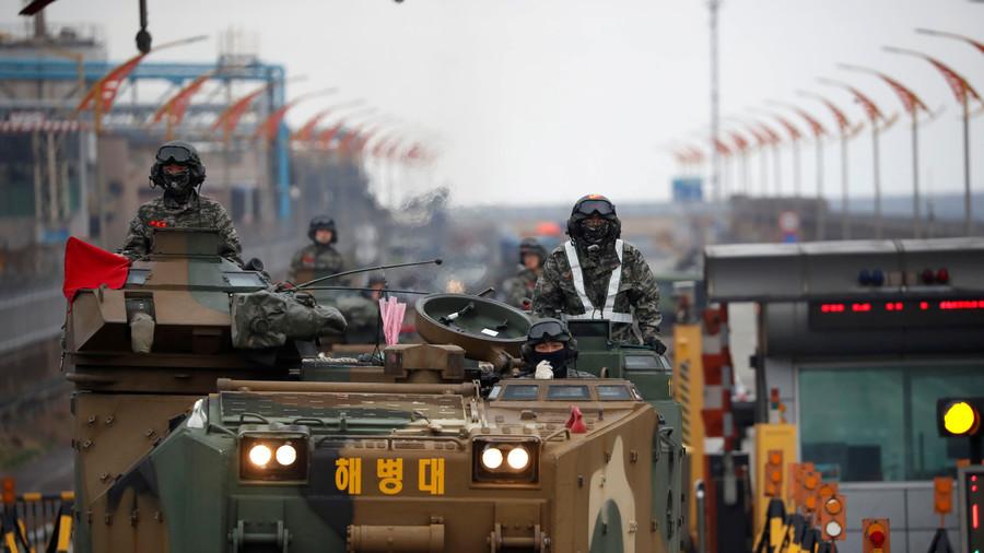 РТ: Трумп каже да нема разлога за скупе ратне игре са Јужном Корејом, оптужујући Кину за застој у денуклеаризацији Северне Кореје