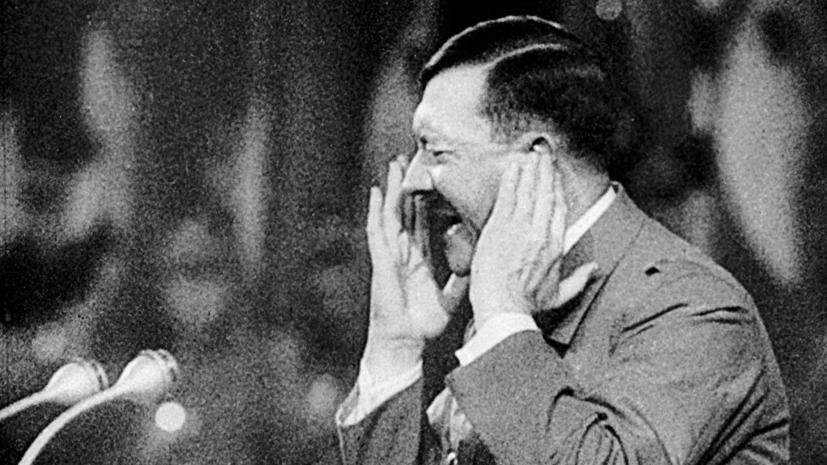 """Predsednik ukrajinske skupštine nazvao Hitlera """"najvećim čovekom koji praktikovao direktnu demokratiju"""""""