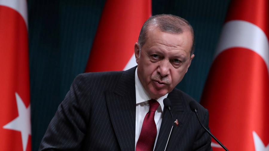 РТ: Наоружавање Курда у Сирији од стране САД представља главну бригу за Турску - Ердоган