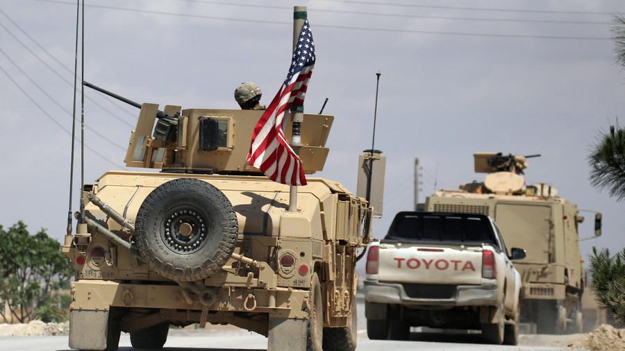 РТ: Интервенција САД-а у Сирији мора одмах да заустави - Рохани