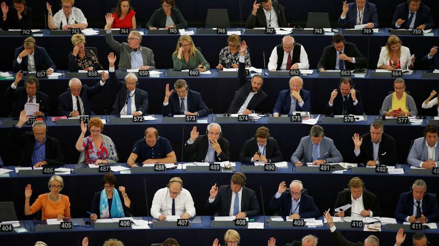 """РТ: Парламент ЕУ гласао за покретање """"нуклеарне опције"""" против Мађарске"""