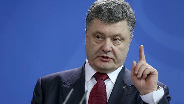 """Порошенко оценио споразум о придруживању са ЕУ као """"победу"""" над Русијом"""