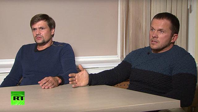 Британска регулаторна агенција примила две жалбе због интервјуа РТ са Петровом и Бошировом