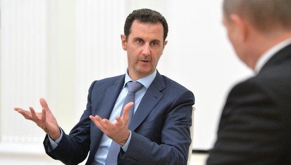 Асад упутио Путину телеграм поводом рушења руског авиона