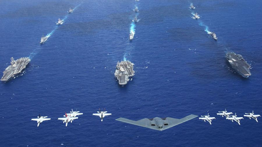 """РТ: """"Слобода пловидбе није слобода за инвазију и кршење суверенитета"""" - Кина"""
