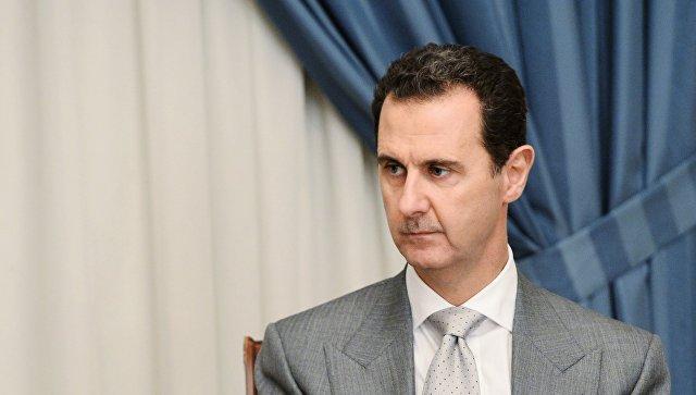 Асад: Надамо се да ће спонзори и покровитељи тероризма схватити да је то претња за цело човечанство