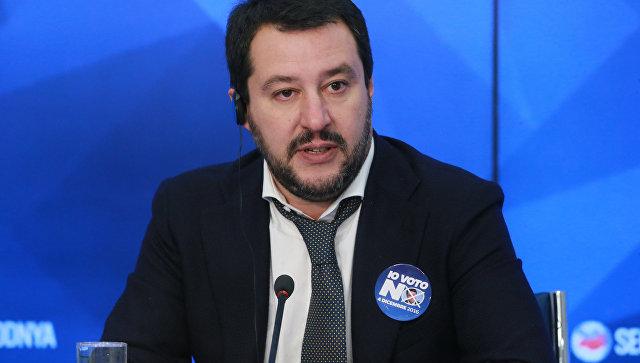 Салвини: Десничари истински браниоци европских вредности