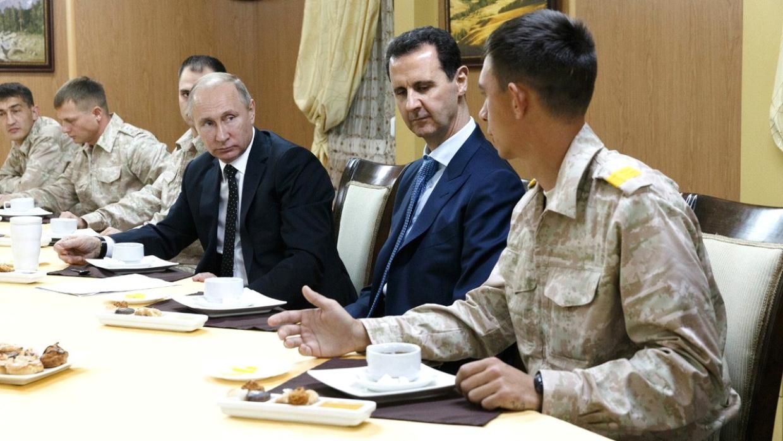 Путин и Асад разговарали о споразуму за провинцију Идлиб
