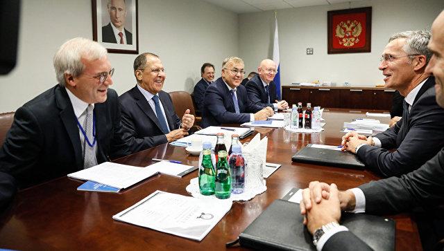 Столтенберг разговарао са Лавровом о могућем распоређивању војне базе САД у Пољској