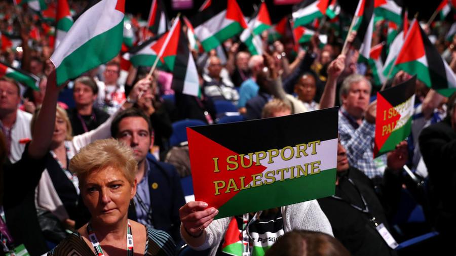 РТ: Лабуристи ће признати палестинску државу ако победимо на изборима - Корбин