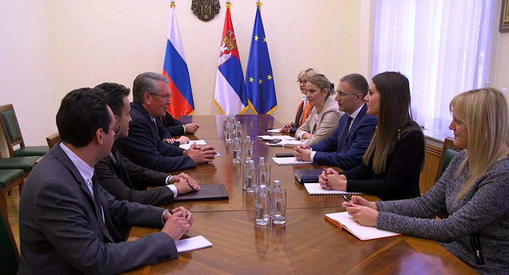 Русија и Србија настављају са јачањем сарадње у области безбедности
