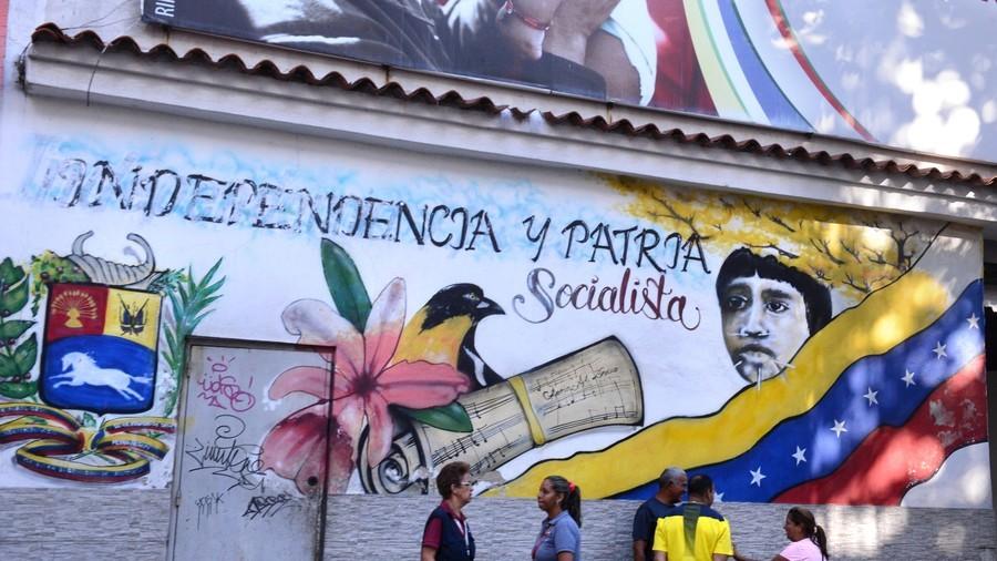 РТ: Наставићемо да се боримо за Венецуелу све док Мадуро не оде - Хејлијева