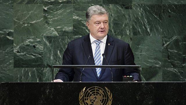 Порошенко:  Само Русија омета распоређивање мировне мисије у Донбасу