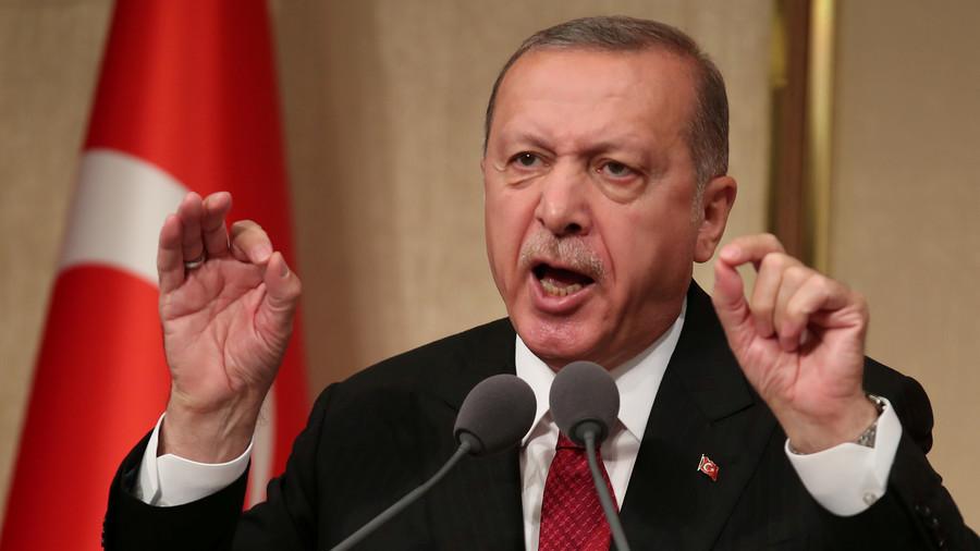 РТ: САД изгубиле кредибилитет покретањем трговинског рата са светом - Ердоган